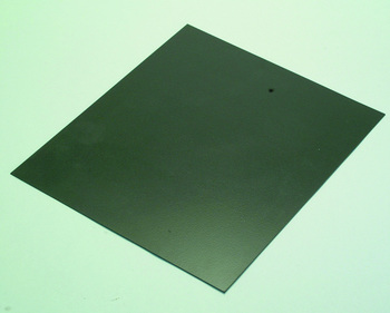 BED PLATE FOR 13Õ x 18Õ PLATEN - 36 THOU