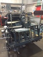 Heidelberg GT Platen fitted with a PLC controlled foil pull through unit - Zenith Specification