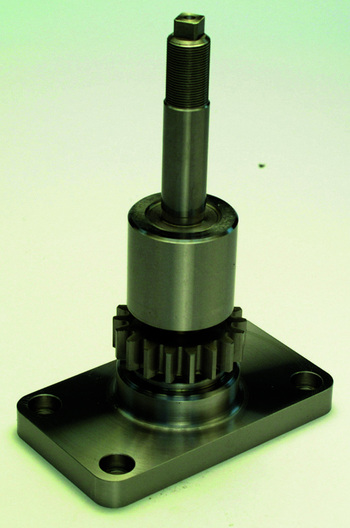 Impression Operating Screw complete