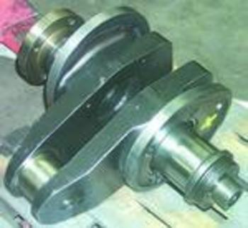 CRANKSHAFT (only)