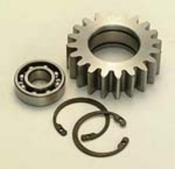 BEARING RAIL PINION GEAR-COMPLETE