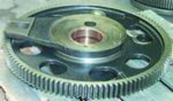 OUTER CYL DRIVE GEAR - STRAIGHT CUT TEETH