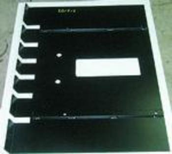 REAR GUARD - GUIDE PLATE FOR SB1510F