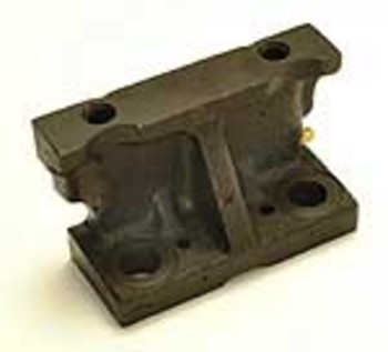 GUIDE BLOCK D/S FRONT